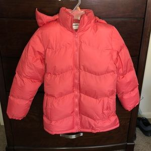 Other - Girls warm puff coat (never worn)